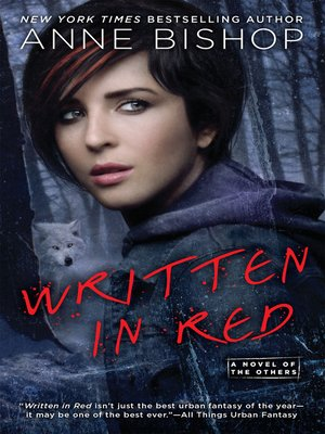 cover image of Written in Red