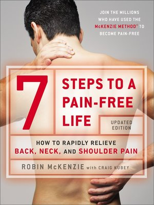 cover image of 7 Steps to a Pain-Free Life