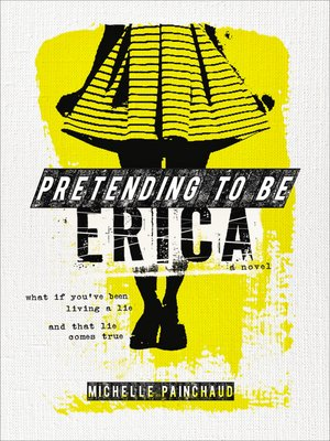 cover image of Pretending to Be Erica