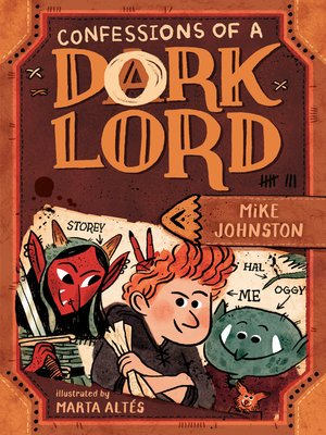 cover image of Confessions of a Dork Lord