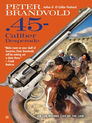 cover image of .45-Caliber Desperado
