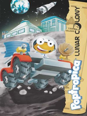 cover image of Lunar Colony