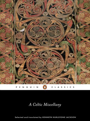 cover image of A Celtic Miscellany
