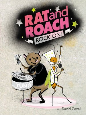 cover image of Rat & Roach Rock On!