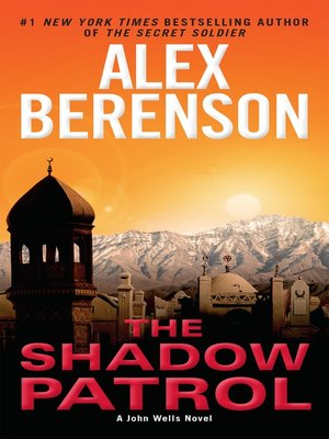 cover image of The Shadow Patrol