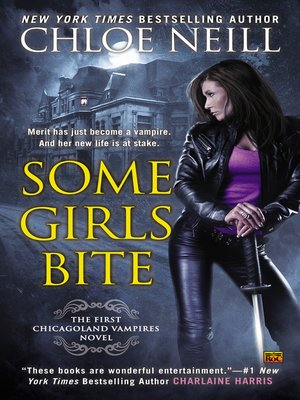 cover image of Some Girls Bite