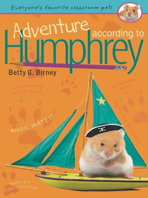 cover image of Adventure According to Humphrey