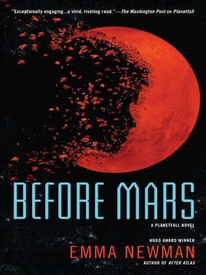 cover image of Before Mars