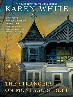 cover image of The Strangers on Montagu Street