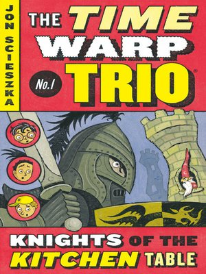 cover image of Knights of the Kitchen Table