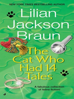 cover image of The Cat Who Had 14 Tales