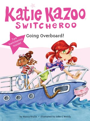 cover image of Going Overboard!