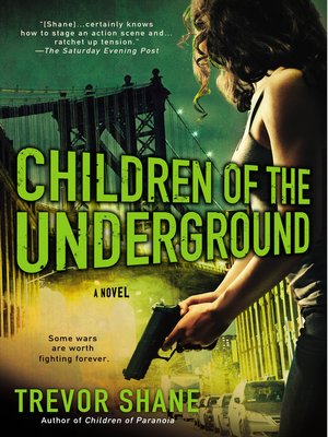 cover image of Children of the Underground