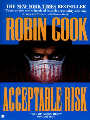 cover image of Acceptable Risk