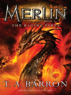 cover image of The Raging Fires