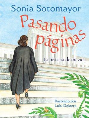 cover image of Pasando páginas