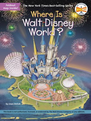 cover image of Where Is Walt Disney World?