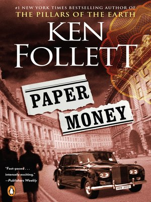 cover image of Paper Money