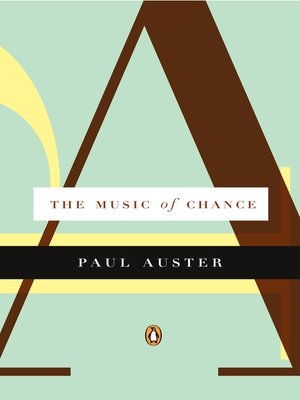 cover image of The Music of Chance