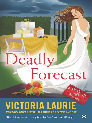 cover image of Deadly Forecast