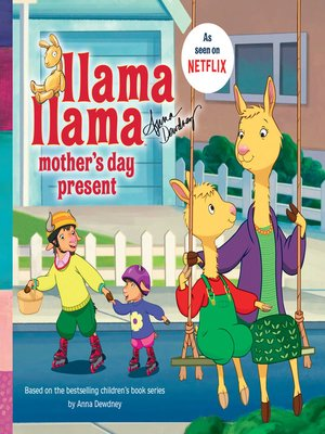 cover image of Llama Llama and the Mother's Day Present
