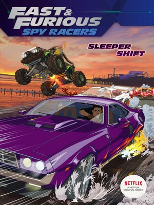 cover image of Sleeper Shift