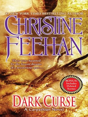 cover image of Dark Curse