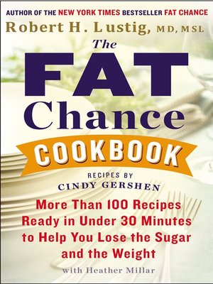 cover image of The Fat Chance Cookbook