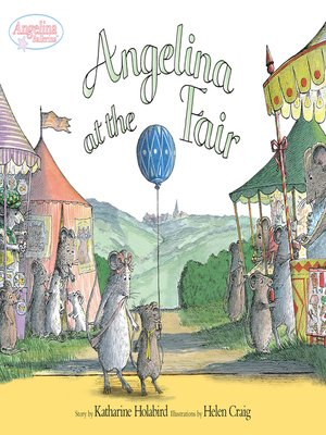 cover image of Angelina at the Fair
