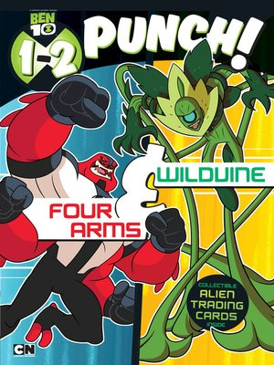 cover image of 1-2 Punch--Four Arms and Wildvine