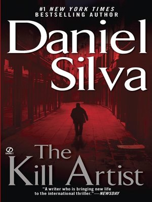 cover image of The Kill Artist