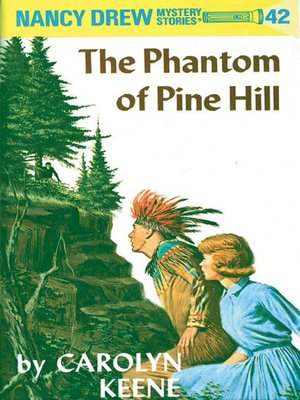 cover image of The Phantom of Pine Hill