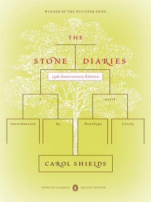 cover image of The Stone Diaries