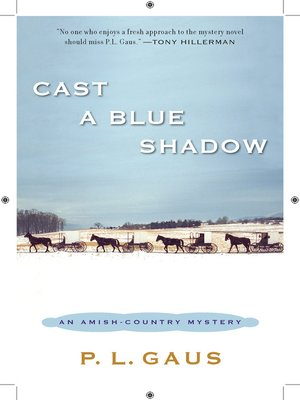 cover image of Cast a Blue Shadow