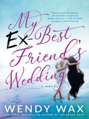 cover image of My Ex-Best Friend's Wedding