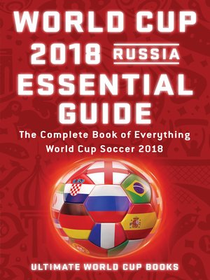 cover image of World Cup 2018 Russia Essential Guide