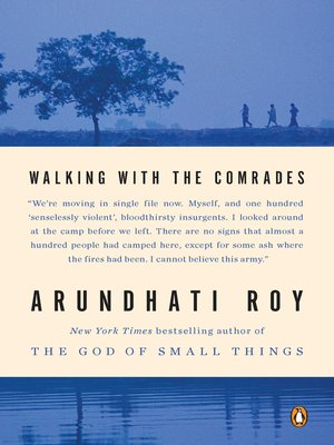 cover image of Walking with the Comrades
