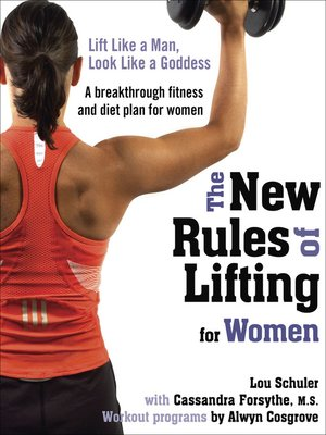 cover image of The New Rules of Lifting for Women