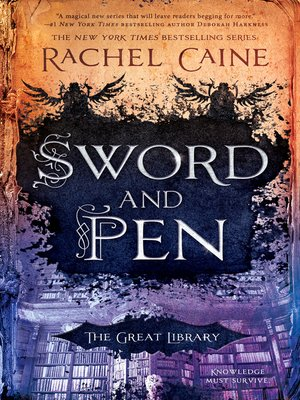 cover image of Sword and Pen
