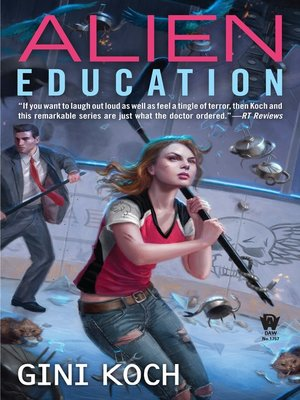 cover image of Alien Education