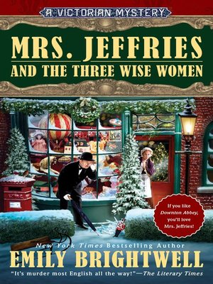 cover image of Mrs. Jeffries and the Three Wise Women