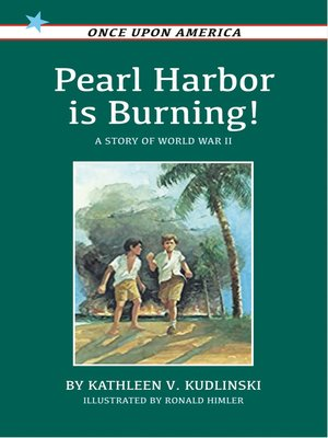 cover image of Pearl Harbor Is Burning!
