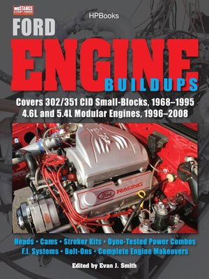 cover image of Ford Engine Buildups HP1531