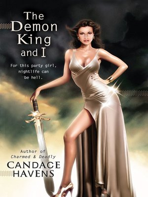 cover image of The Demon King and I