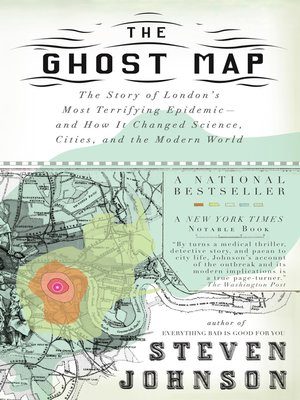 cover image of The Ghost Map