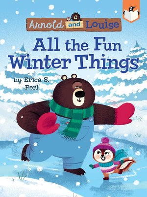 cover image of All the Fun Winter Things