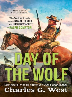 cover image of Day of the Wolf