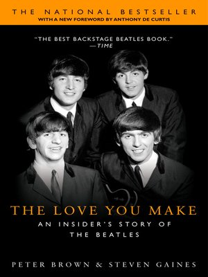 cover image of The Love You Make