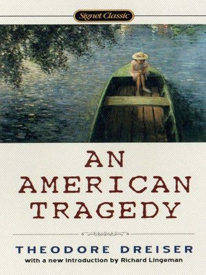 cover image of An American Tragedy