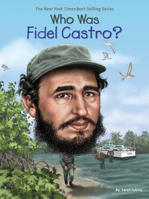 cover image of Who Was Fidel Castro?